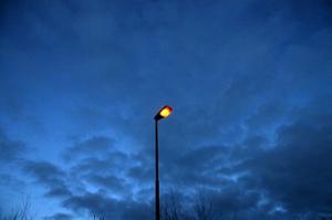 Bilde av en lyktestolpe - © Kim Berge